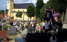 Pogrzeb Pani Marysi i Pana Edwarda 2012r.